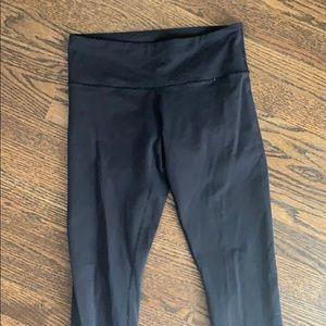 Black wunder under pants